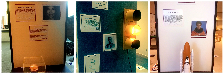 African American Scientsts Exhibit