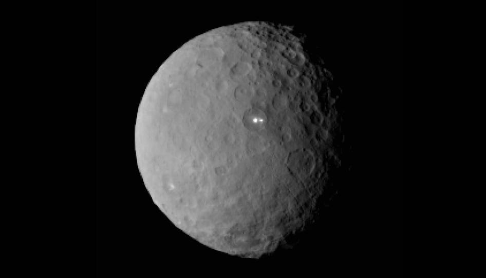 Dwarf Planet News
