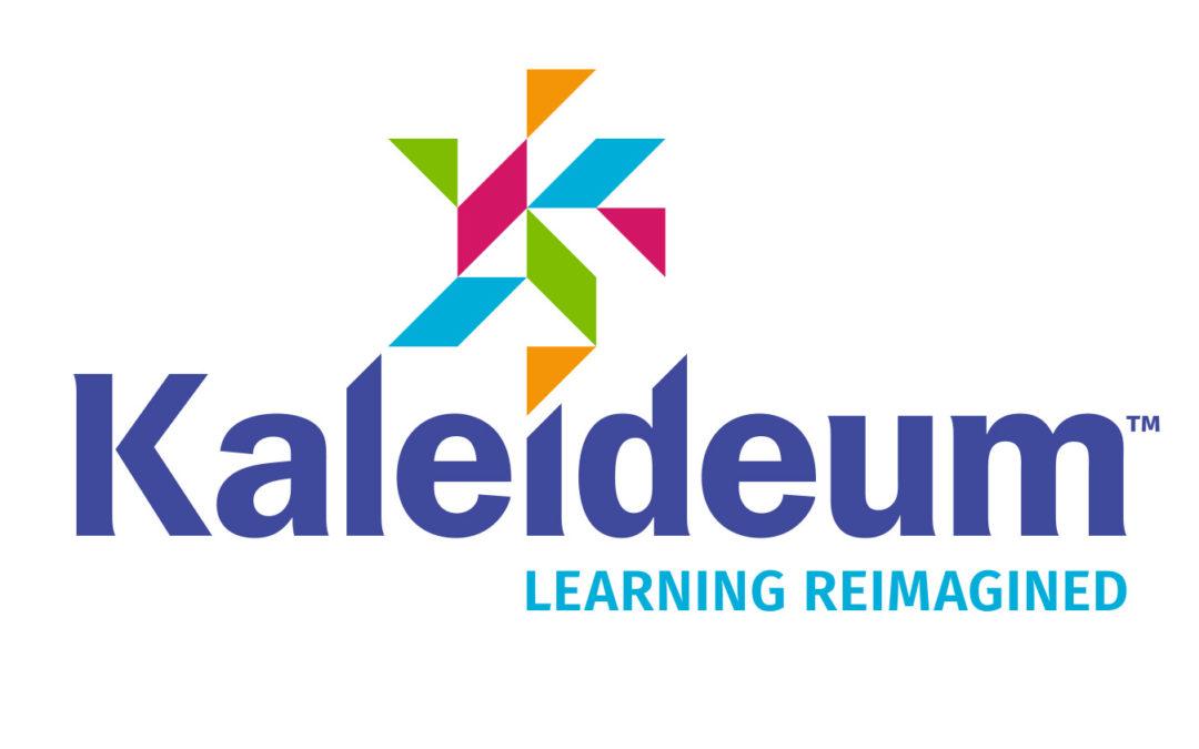 Say Hello to Kaleideum!