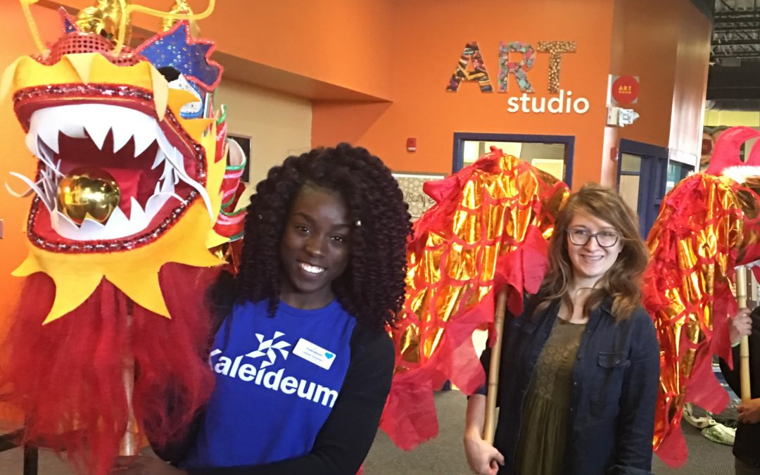 Children's China Opens at Kaleideum Downtown Saturday, January 27