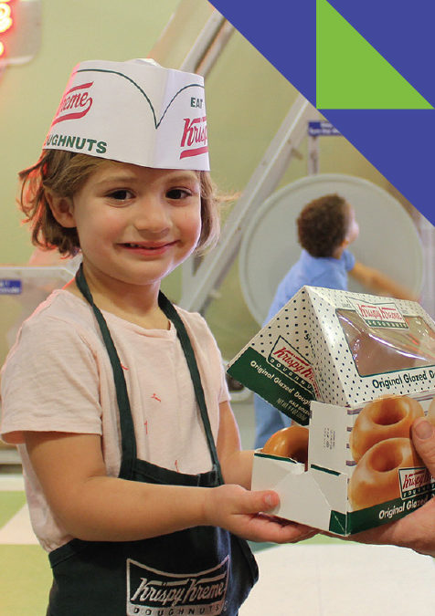 Krispy Kreme Doughnut Days at Kaleideum Downtown