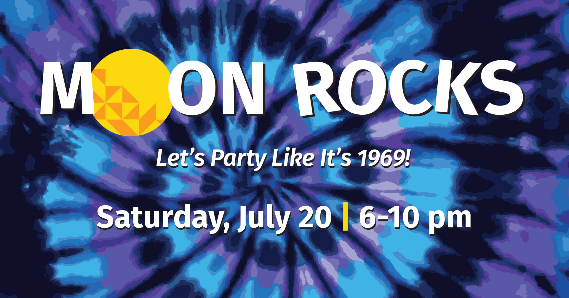 Don't Miss the Highlight of Kaleideum's Moonstruck Summer! Moon Rocks Party on July 20!